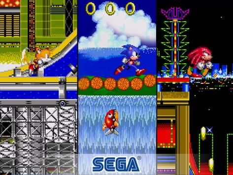 Sonic The Hedgehog 2 Classic screenshot 3