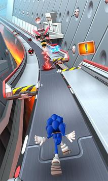 Sonic Dash 2: Sonic Boom Poster