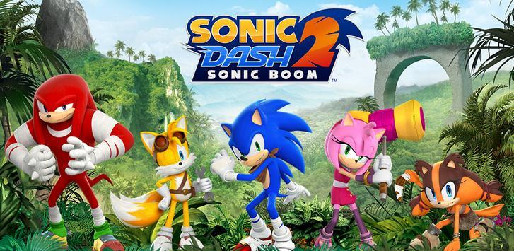 Sonic Dash 2: Sonic Boom screenshot 11