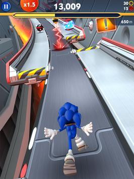 Sonic Dash 2: Sonic Boom screenshot 14