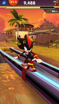 Sonic Dash 2: Sonic Boom screenshot 1