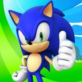 Sonic Dash - Endless Running & Racing Game 圖標