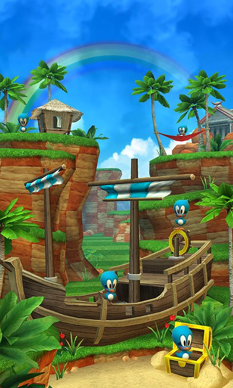 Sonic Dash app for Android download 2019