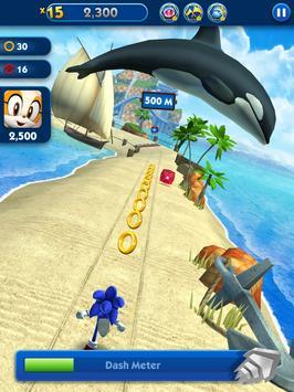Sonic Dash - Endless Running & Racing Game تصوير الشاشة 9