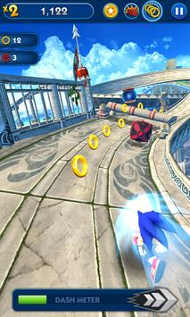 Sonic Dash постер