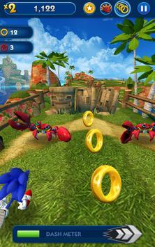 Sonic Dash स्क्रीनशॉट 13