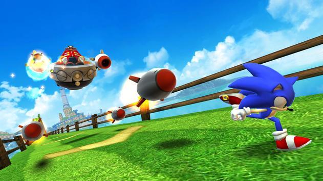 Sonic Dash - Endless Running & Racing Game ảnh chụp màn hình 14