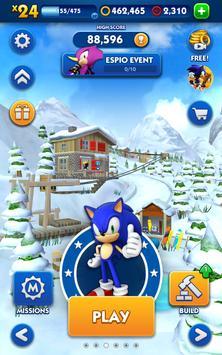 Sonic Dash скриншот 16
