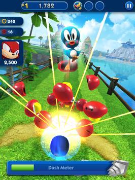 Sonic Dash - Endless Running & Racing Game تصوير الشاشة 19