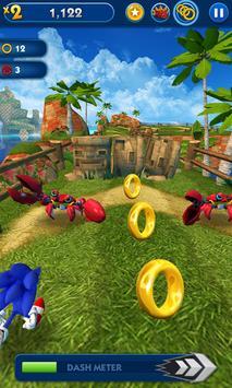 Sonic Dash स्क्रीनशॉट 1