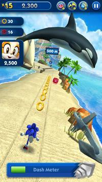 Sonic Dash - Endless Running & Racing Game screenshot 1
