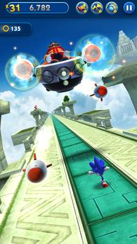 Sonic Dash - Endless Running & Racing Game screenshot 2