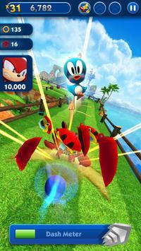 Sonic Dash - Endless Running & Racing Game screenshot 3