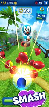 Sonic Dash - Endless Running & Racing Game ảnh chụp màn hình 3