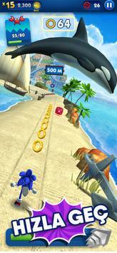 Sonic Dash - Endless Running & Racing Game Ekran Görüntüsü 1