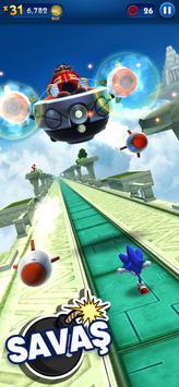 Sonic Dash - Endless Running & Racing Game Ekran Görüntüsü 2