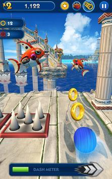 9 Schermata Sonic Dash