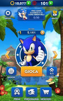 10 Schermata Sonic Dash