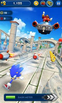 2 Schermata Sonic Dash