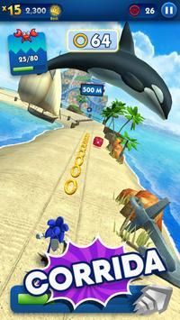Sonic Dash - Jogo de corrida e corredor imagem de tela 8