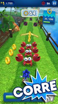 Sonic Dash - Jogo de corrida e corredor Cartaz
