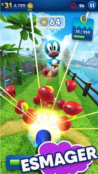 Sonic Dash - Jogo de corrida e corredor imagem de tela 3