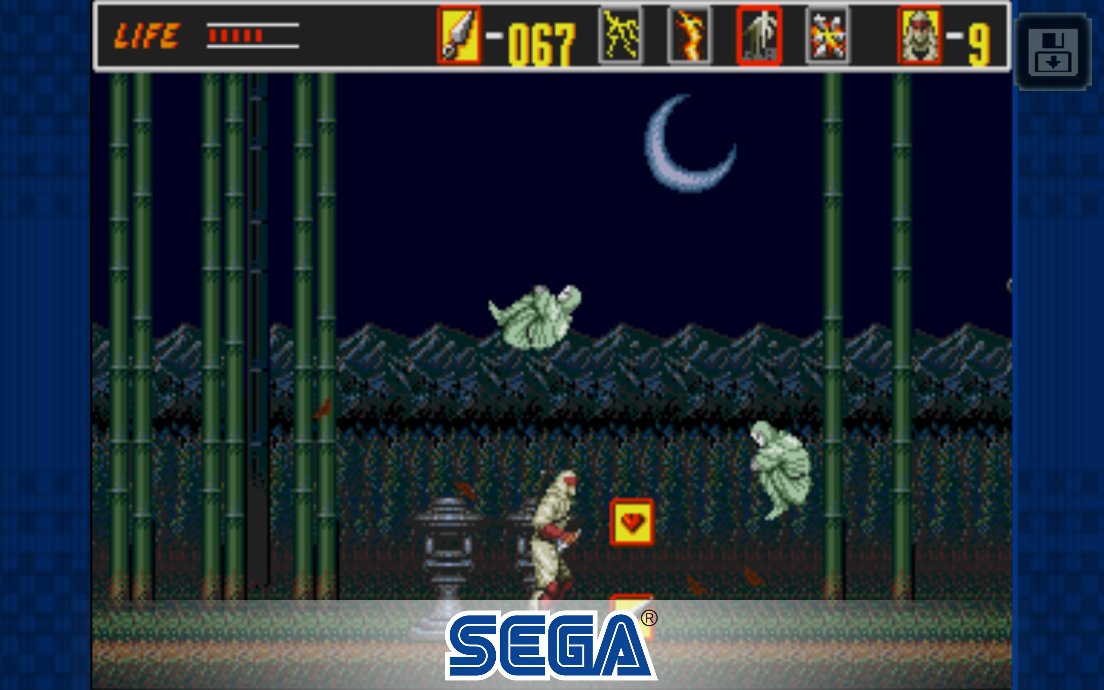 The Revenge of Shinobi Classic for Android - APK Download