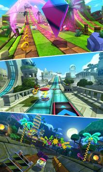 Sonic Forces - Jogos de corrida e batalha imagem de tela 4