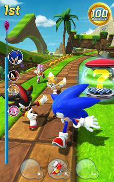Sonic Forces - Jogos de corrida e batalha imagem de tela 9