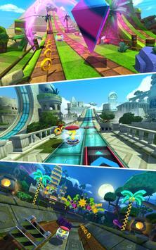 Sonic Forces - Jogos de corrida e batalha imagem de tela 12