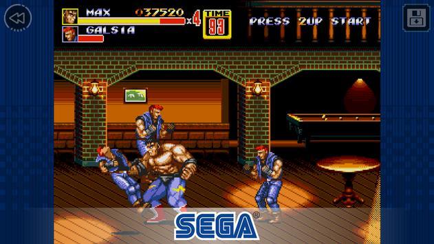 Streets of Rage 2 Ekran Görüntüsü 1