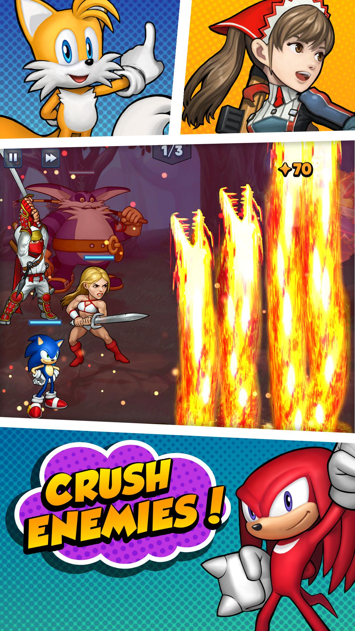 SEGA Heroes for Android - APK Download