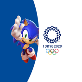 Sonic at the Olympic Games – Tokyo 2020™ आइकन