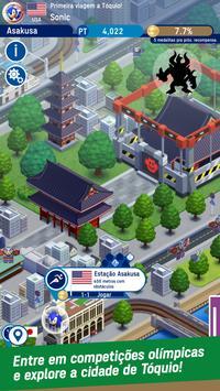Sonic nos Jogos Olímpicos de Tóquio 2020™ imagem de tela 1