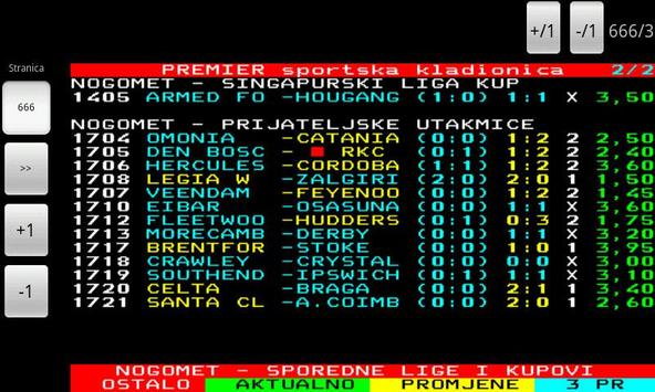 BHT1 Teletekst screenshot 1