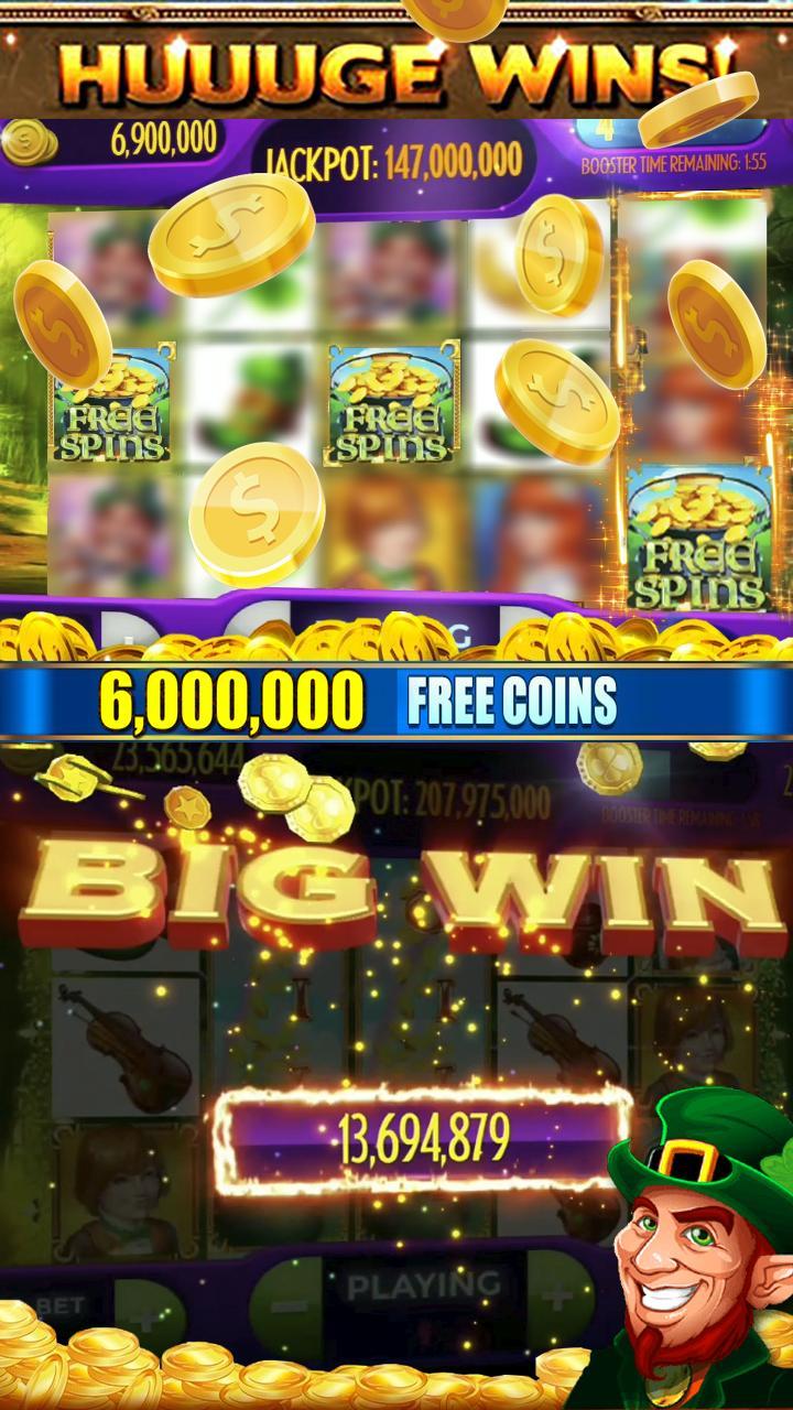 Lucky leprechaun slot sites free online games