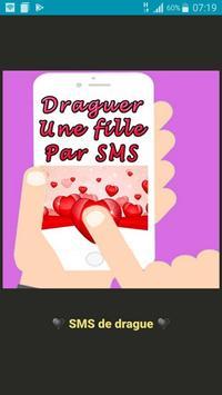 L'art de Draguer par SMS screenshot 1