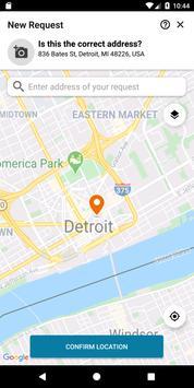 1 Schermata Improve Detroit