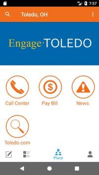 Engage Toledo poster
