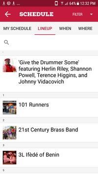 New Orleans Jazz Festival screenshot 2