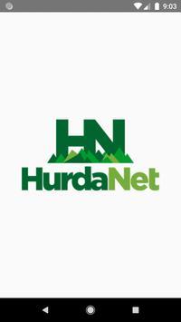 HurdaNet poster