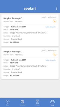 Seekmi Vendor screenshot 1