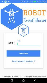 Robot EventInbox poster