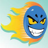 Ball 3D Geometry Runner adventure icon