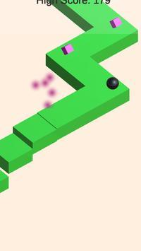 Ball 3D Geometry Runner adventure screenshot 7