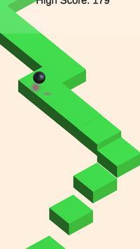 Ball 3D Geometry Runner adventure screenshot 1