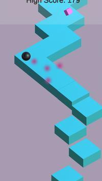 Ball 3D Geometry Runner adventure screenshot 3
