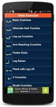 Daily Abs Workout screenshot 1