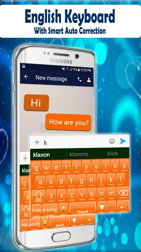 Khmer Keyboard 2020 for Android - APK Download