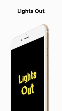 Lights Out - Always on Display and Flashlight poster